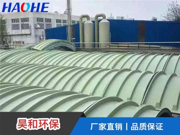 玻璃钢污水池罩的使用寿命
