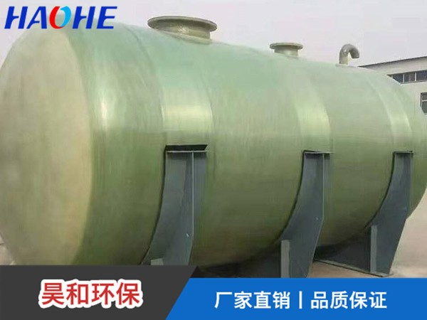 玻璃钢储罐在业界的需求量大幅增加